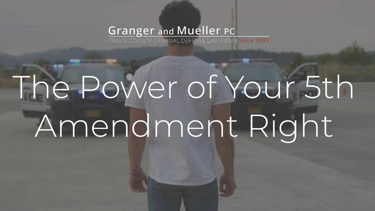 Aaron Muller | Your 5th Amendment Right