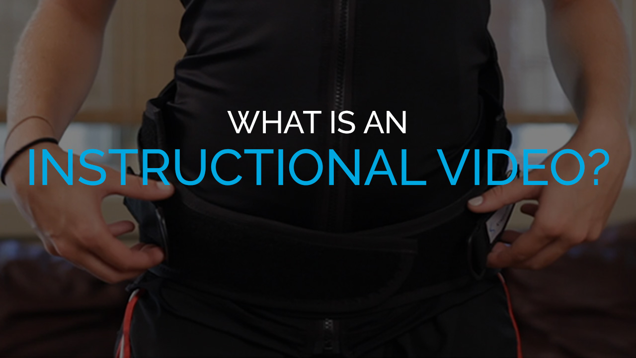 What is an Instructional Video?
