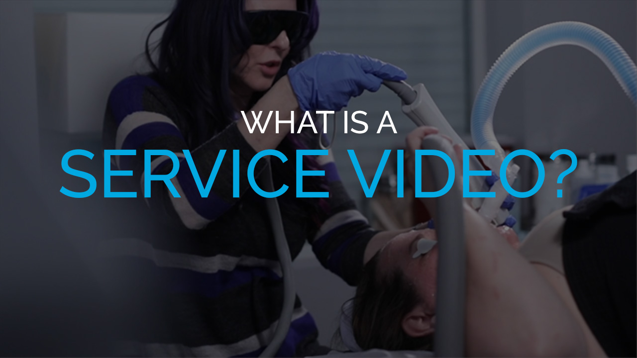 What is a Service Video?